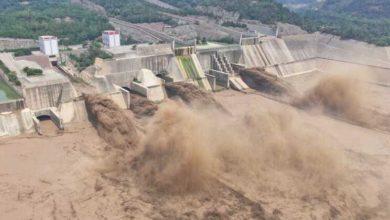 """Barragem na China """"pode ceder a qualquer momento"""" - milenio stadium - mundo"""