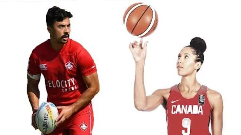 Basketball's Ayim, rugby's Hirayama to carry Canadian flag into unique Tokyo 2020 opening ceremony-Milenio Stadium-Canada