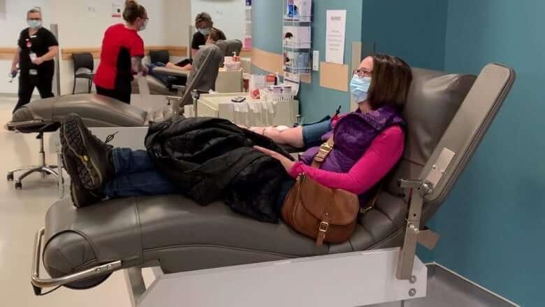 Blood supply concerns grow as pandemic restrictions ease-Milenio Stadium-Canada
