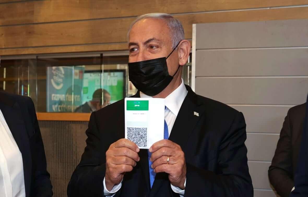 COVID-19 passport in Israel-Milenio Stadium-Canada