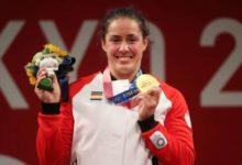 Canada's Maude Charron wins Olympic weightlifting gold-Milenio Stadium-Canada