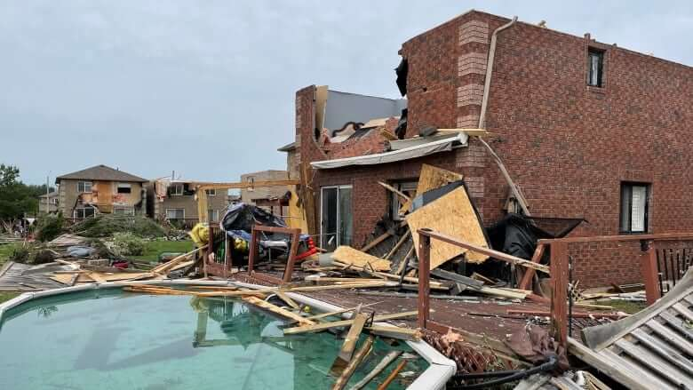 Canada's building codes don't focus on tornadoes — even though we see 2nd most in the world-Milenio Stadium-Canada