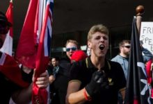 Canadian right-wing extremism increased online during the pandemic-Milenio Stadium-Canada