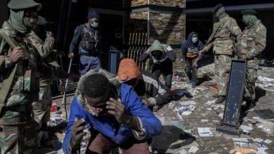 """Comunidade portuguesa """"assustada"""" com distúrbios violentos na África do Sul - milenio stadium - africa"""