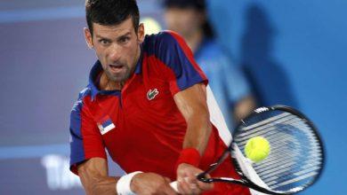 Djokovic-nas-meias-finais-do-torneio-olimpico-milenio-stadium-desporto
