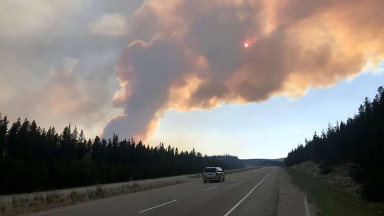 Entire communities ready to evacuate at a moment's notice as B.C. wildfires rage-Milenio Stadium-Canada