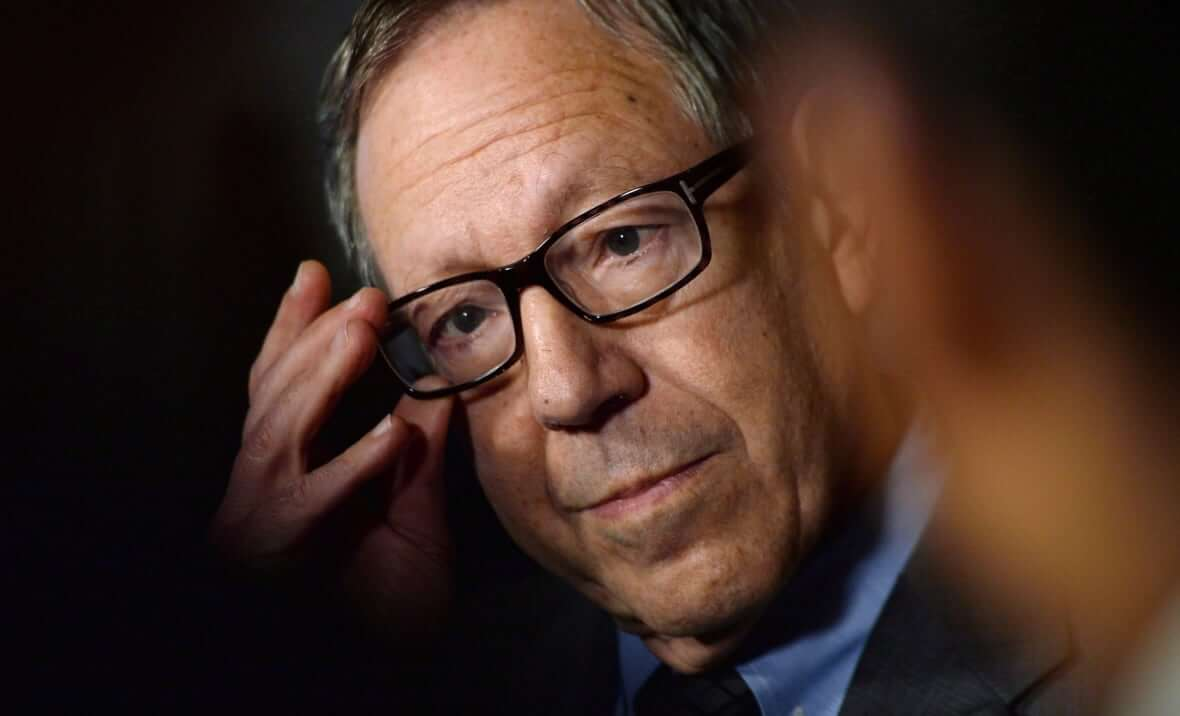 Former Liberal MP and justice minister Irwin Cotler-Milenio Stadium-Canada