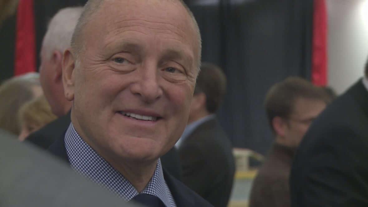 Former US ambassador-Milenio Stadium-Canada