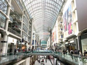 Toronto - central-canada-mileniostadium