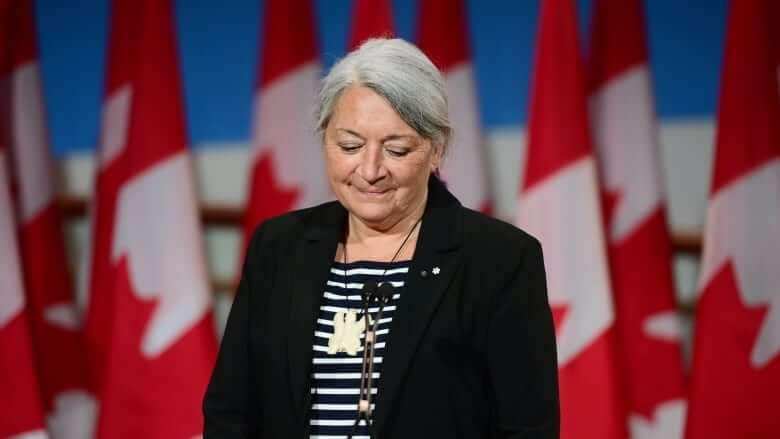 Inuk leader Mary Simon named as Canada's 1st Indigenous governor general-Milenio Stadium-Canada