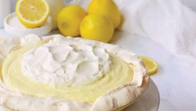 Tarte de Limão-culinaria-mileniostadium