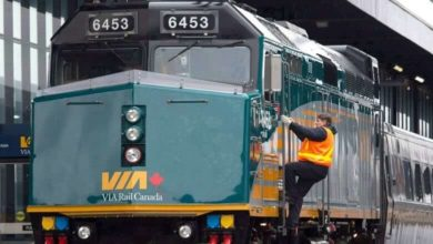 Liberals announce plans for new 'high frequency' rail lines from Toronto to Quebec City-Milenio Stadium-Canada