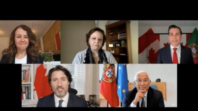 MP's Liberais organizaram celebração virtual do Portuguese Heritage Month