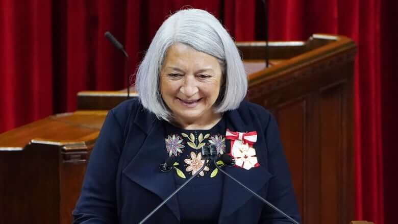 Mary Simon officially becomes Canada's first Inuk Governor General-Milenio Stadium-Canada