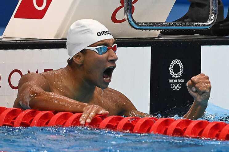 O-destino-de-ouro-de-um-nadador-tunisino-chegou-tres-anos-antes-do-previsto-milenio-stadium-desporto
