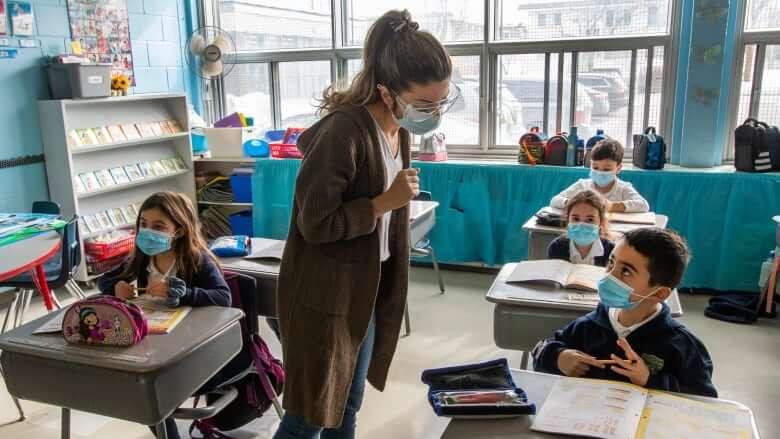 Ontario students should return to class barring catastrophe, report says-Milenio Stadium-Ontario