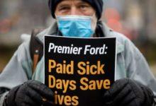 Ontario's COVID-19 paid sick day program getting little uptake-Milenio Stadium-Ontario