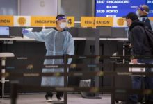 Pearson Airport backtracks on policy to separate arrivals based on COVID-19 vaccination status-Milenio Stadium-Ontario