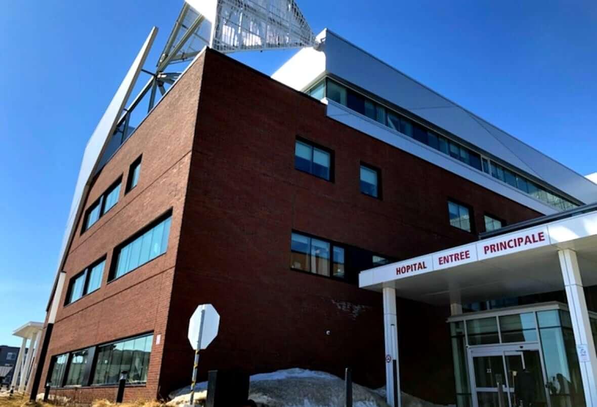 Quebec hospital-Milenio Stadium-Canada
