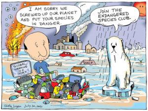 Um Planeta Doente-editorial-mileniostadium