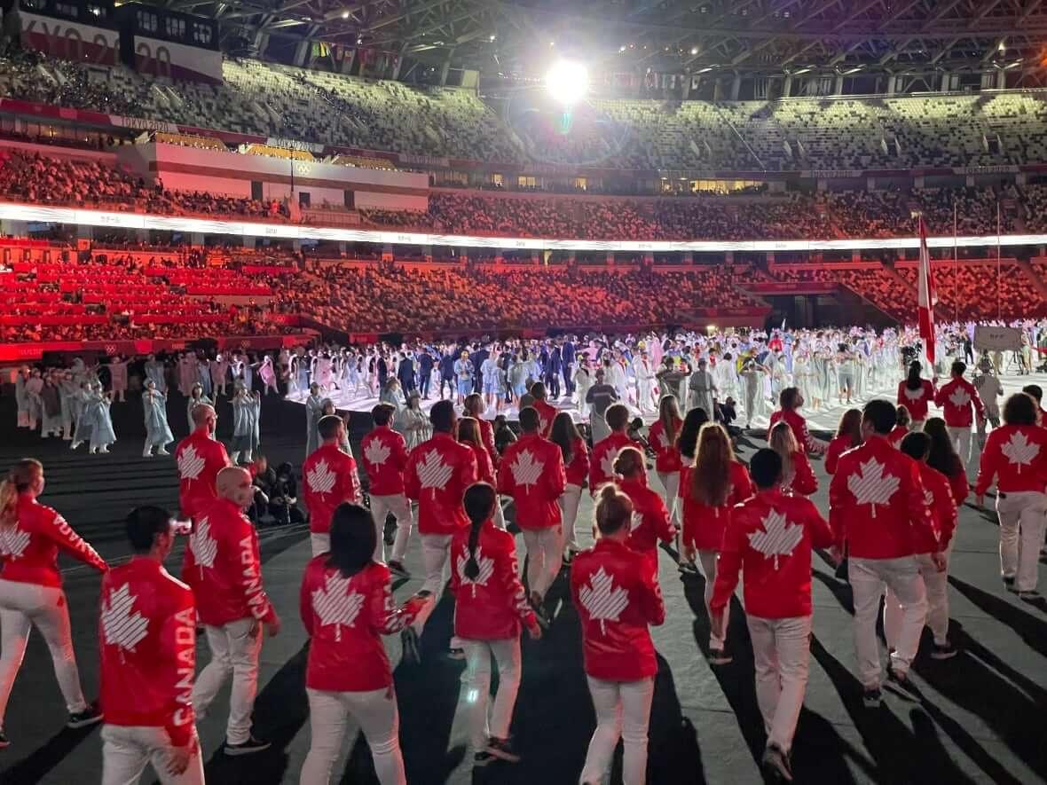 Team Canada-Milenio Stadium-Canada