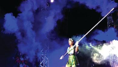 Circo de verão em Markham-gta-mileniostadium