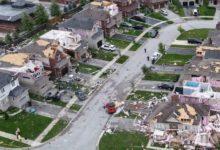 Tornado leaves 'catastrophic' damage in Barrie, Ont-Milenio Stadium-Ontario