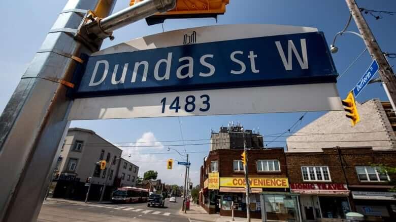 Toronto city council votes to rename Dundas Street-Milenio Stadium-Ontario