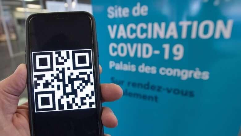 Vaccine passports ignite debate over privacy vs. public health-Milenio Stadium-Canada