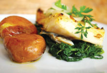 Bacalhau no Barbecue-culinaria-mileniostadium
