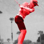 Olympian Golfer Brooke Henderson.