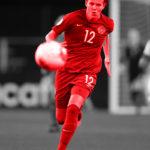 olympian soccer player Christine Sinclair.