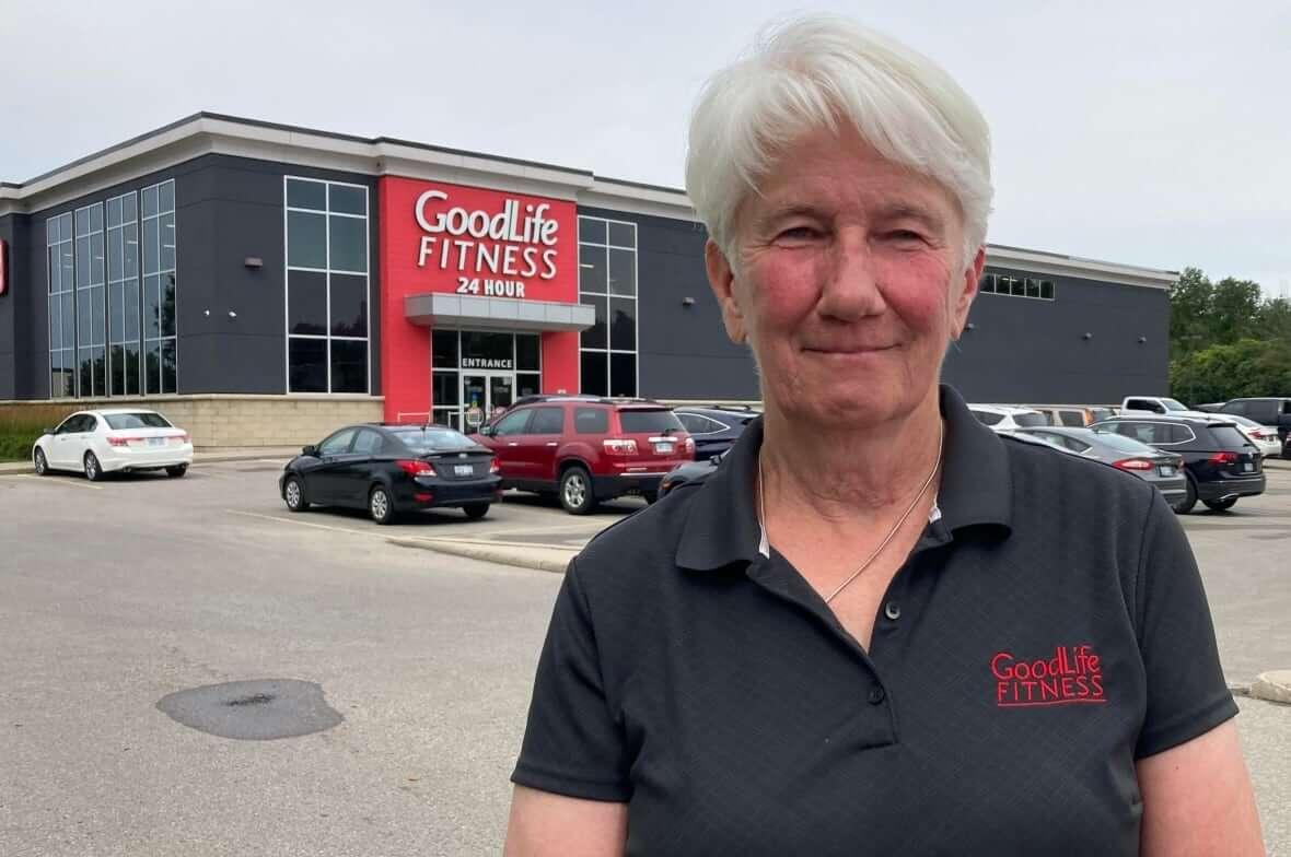 President of GoodLife Fitness-Milenio Stadium-Canada