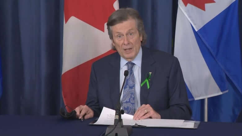 Tory announces city employees must be vaccinated for COVID-19 by Oct 30-Milenio Stadium-Ontario
