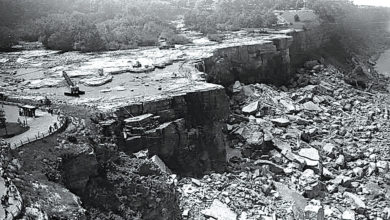 Niagara Falls secas- niagara falls-mileniostadium