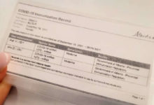 Alberta's proof-of-vaccination program begins today-Milenio Stadium-Canada