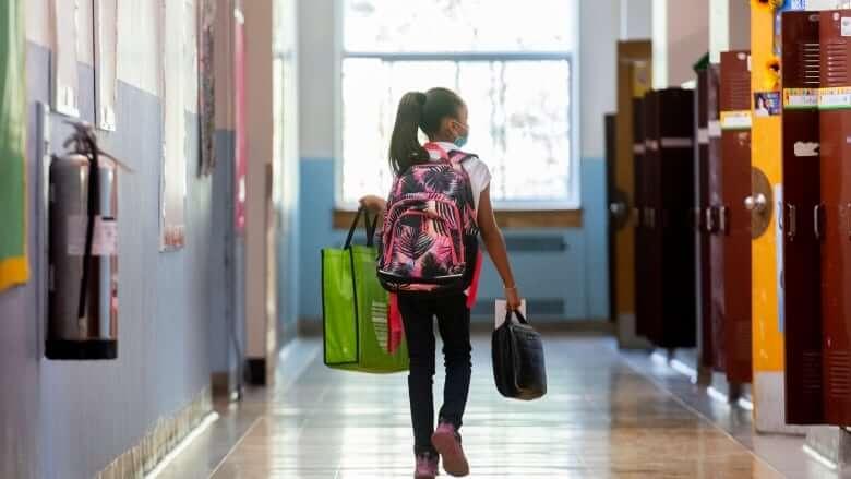 As COVID-19 cases rise, rapid tests being deployed in dozens of schools across Quebec-Milenio Stadium-Canada