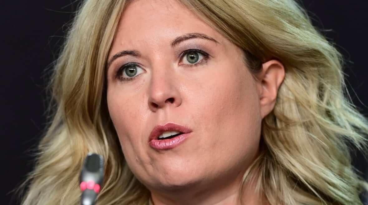 Conservative candidate Michelle Rempel-Milenio. Stadium-Canada