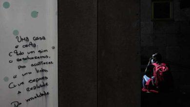 Das mais de 8200 pessoas sem abrigo, 58% vivem na região de Lisboa - milenio stadium - portugal
