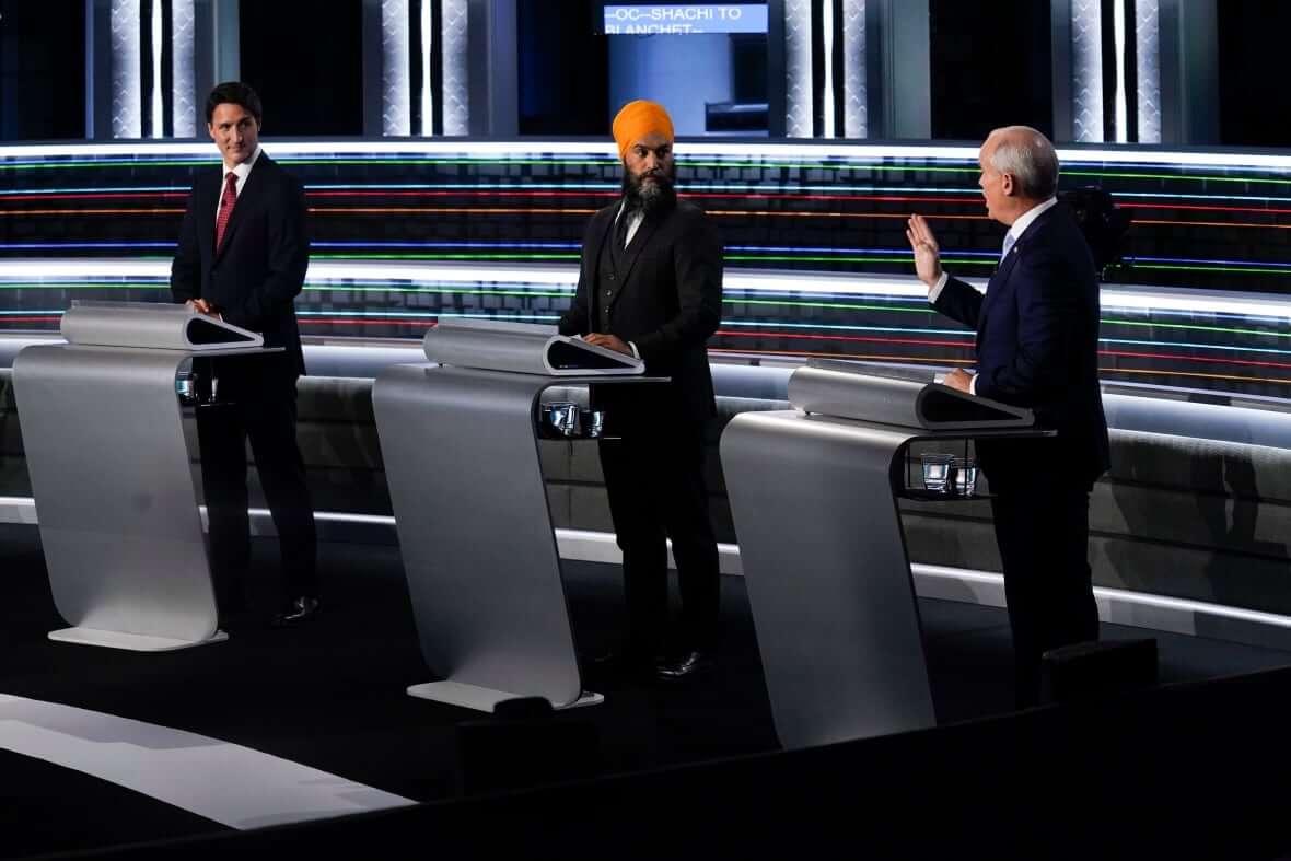 English federal debate-Milenio Stadium-Canada