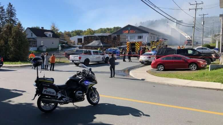 Explosion at lumber plant in Beauceville leaves 8 injured-Milenio Stadium-Canada