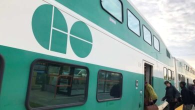 GO trains to run between London and Toronto with stops in between-Milenio Stadium-Ontario