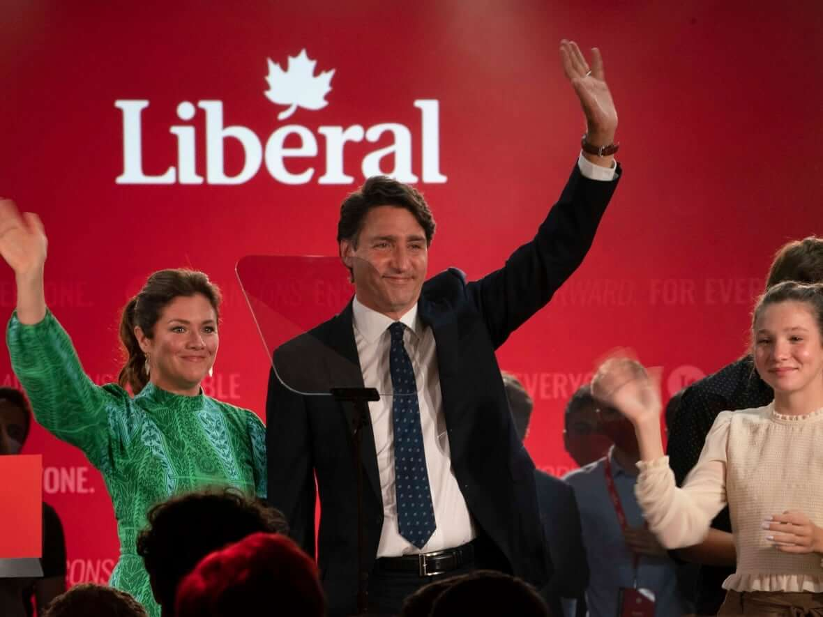 Liberal Leader Justin Trudeau-Milenio Stadium-Canada