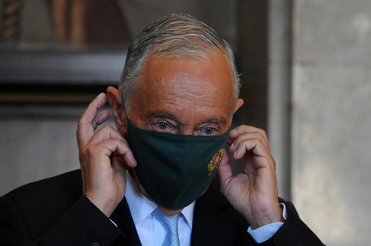 Marcelo recusa crises políticas e só quer fim da legislatura em 2023 - milenio stadium - portugal