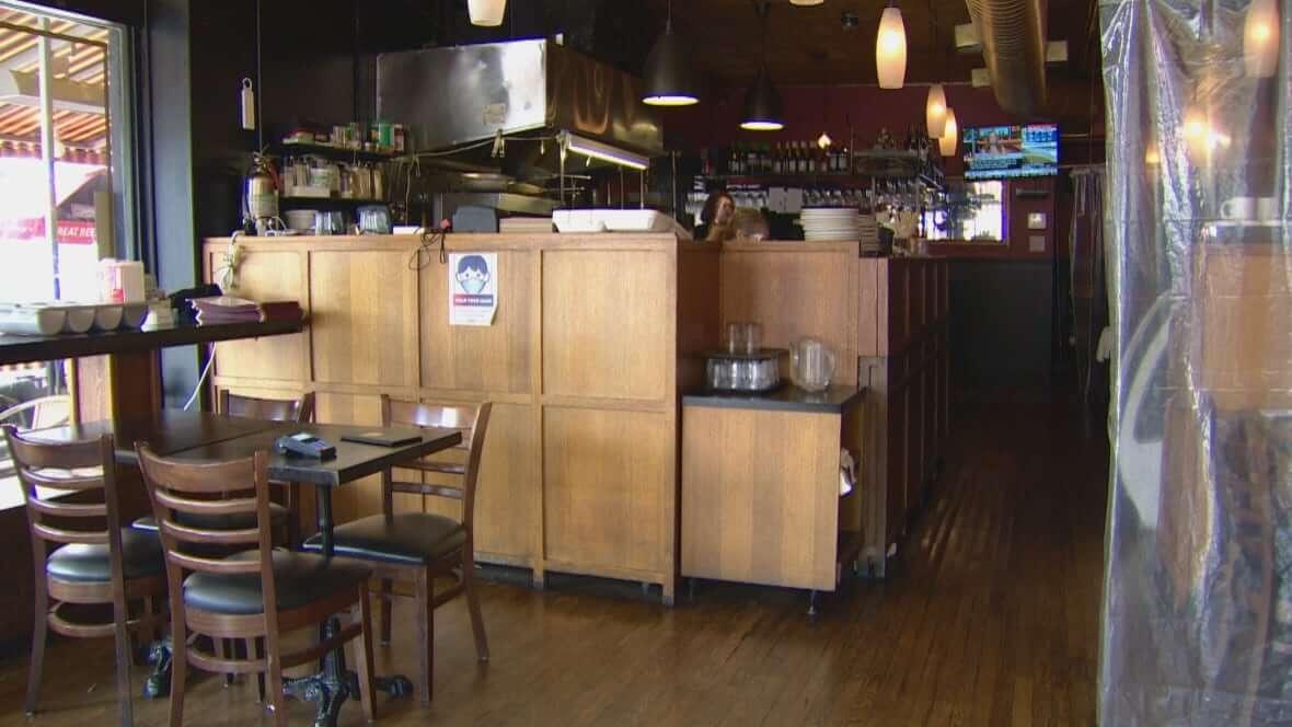 Sarah's Cafe in Danforth-Milenio Stadium-Ontario