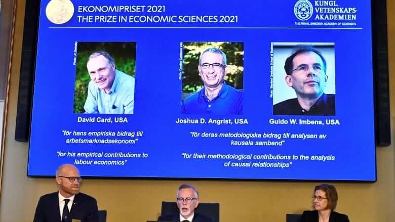 Canadian-born David Card among 3 winners of Nobel in economics-Milenio Stadium-Canada