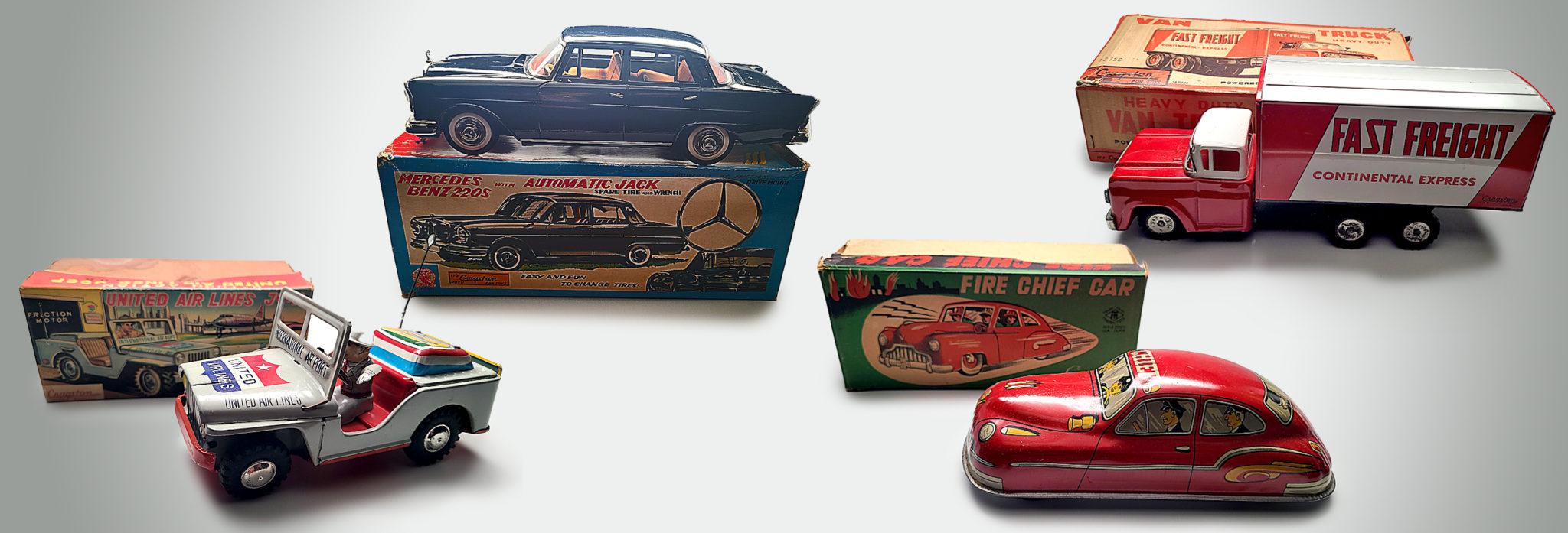 Milenio Stadium - Cragstan toy collection
