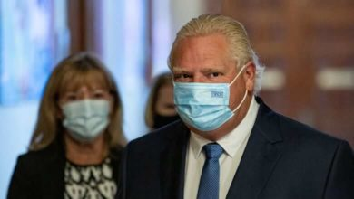 Ford asks hospitals for input on possible hospital vaccine mandate for health-care workers-Milenio Stadium-Ontario