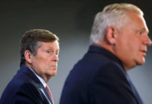 Ford government had right to cut number of Toronto wards during 2018 election, Supreme Court rules-Milenio Stadium-Ontario
