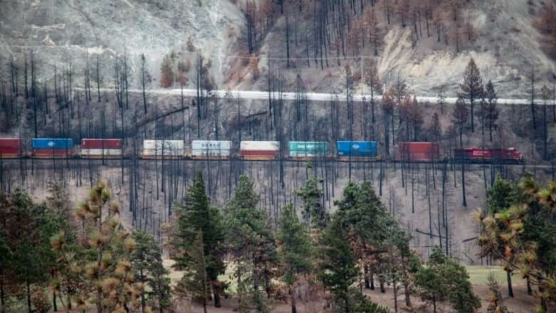 Investigators haven't found evidence linking train activity to Lytton fire, TSB says-Milenio Stadium-Canada